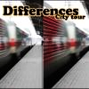 城市旅行找錯(Differences - City tour)