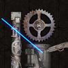 刀切引導齒輪 3(Mechanism 3)